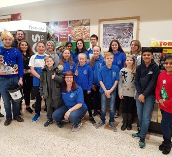 Bradford Swimming Club Morrison Bag Pack